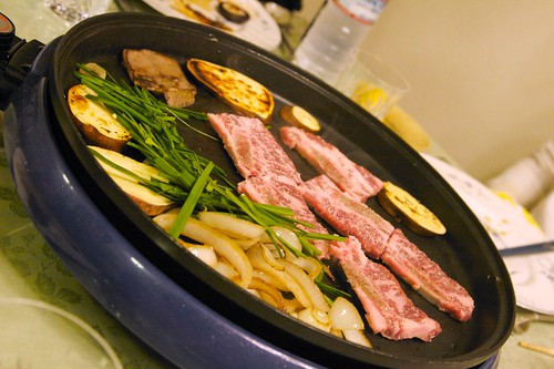 Count Down Party - Korean BBQ