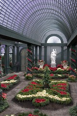 December at Duke Gardens (nrmorris9) Tags: sculpture newjersey nj conservatory greenhouse dukegardens somersetcounty formalgarden frenchgarden dorisduke displaygarden 1000placesusa savedukegardens