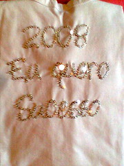 Personalizada para o Ano Novo (Collore Arte) Tags: artesanato tshirts regata bordados babylook pedrarias