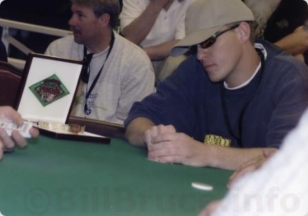 Bill Bruce 2004 WSOP