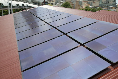 Solar Panels par Powerhouse Museum