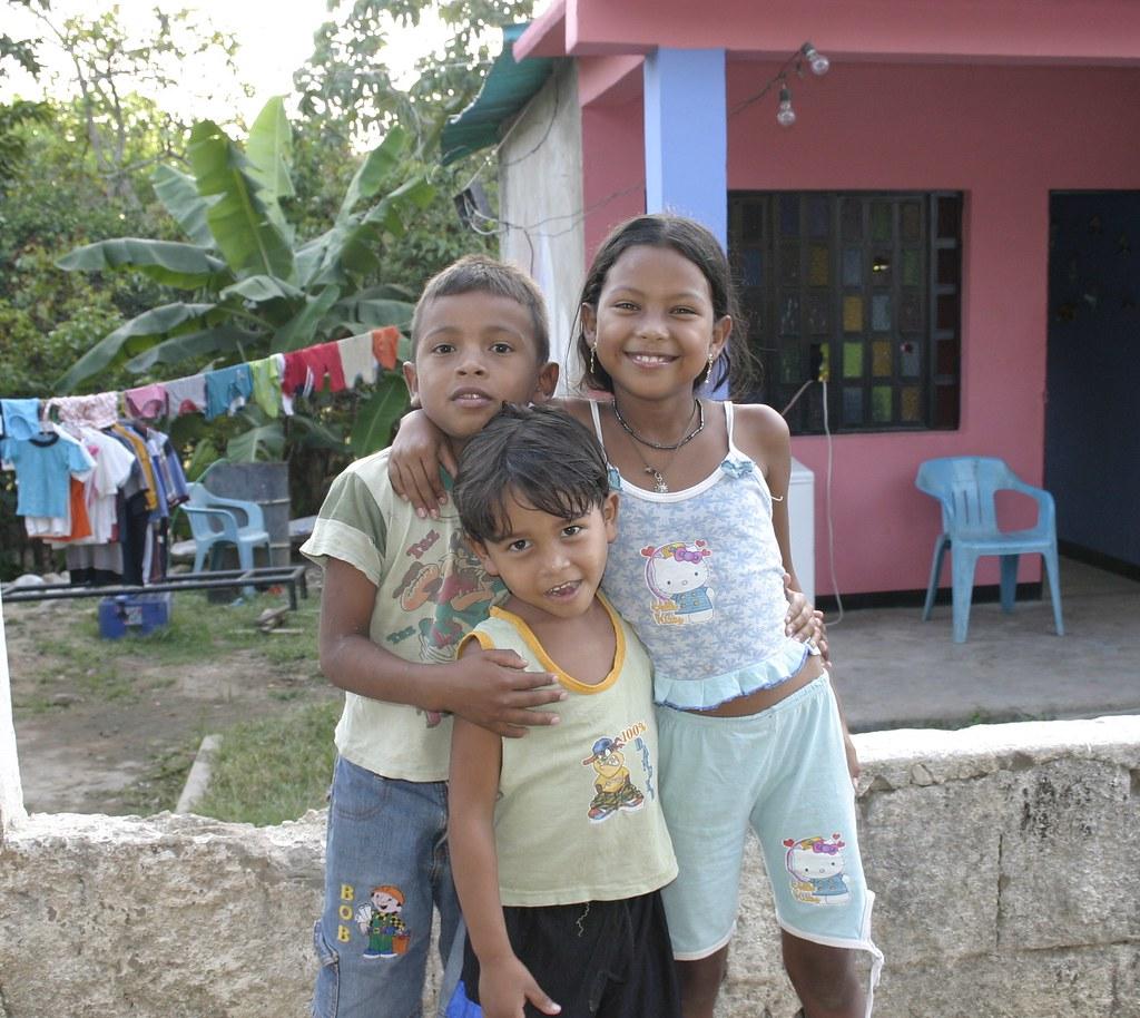 Richard, Jimmy and Angie Perez