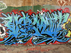 marred graffiti (ExcuseMySarcasm) Tags: urban streetart art graffiti grafiti graf detroit graffito graffitis diss marred