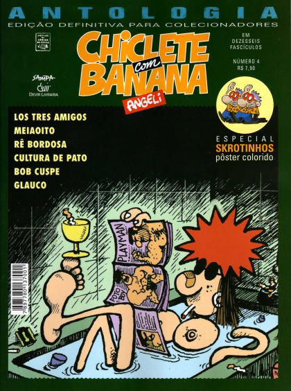 I used to love this Brazilian comic book