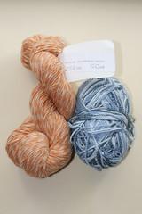Yarn - Yak, Wool, Bamboo