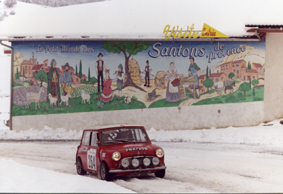 Mini with Mural_2