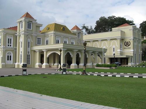 Istana Maziah front