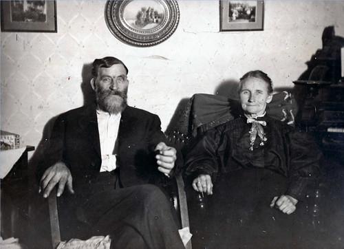 Rasmus and Ingeborg Rasmussen