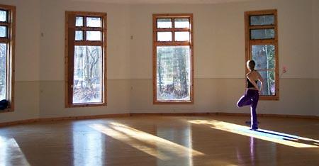 Yoga -- retreat to calm