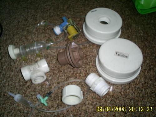 Sistema caseiro de CO² feito de PVC 2402218550_b7c8bdca03