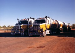 road train (gepiblu) Tags: canon romy eos australia roadtrain gepiblu worldtruck