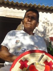 Huichol leader