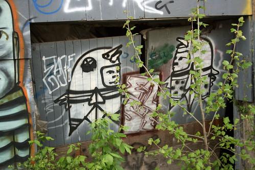 Asheville NC Alien Graffiti - IMG_0508