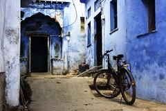 Bundi street scene