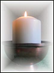 Prayer Candle at Trinity Church