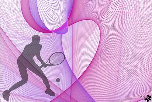 Lady's Tennis