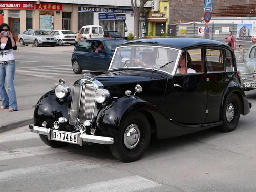 Triumph 1800 Razoredge