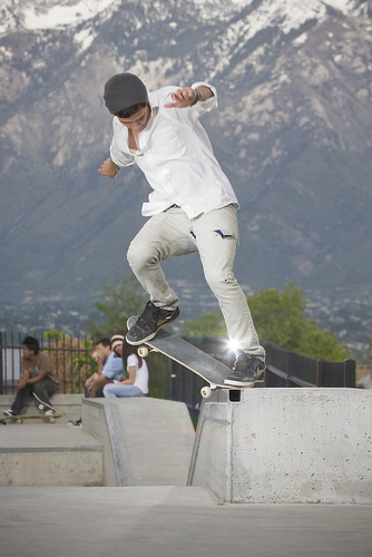 Salt Lake Skate - Crook