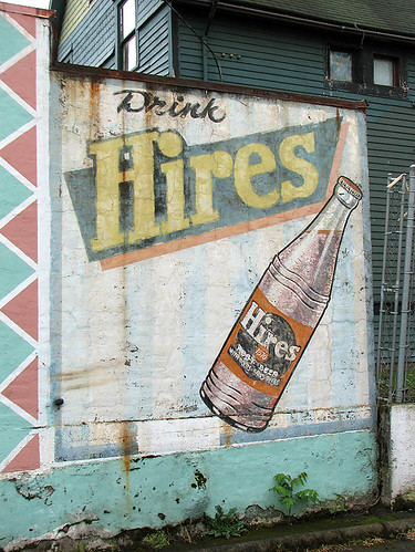 Hires Root Beer - Portland, Oregon