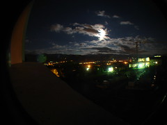 Enfin un ciel dgag ! (Rom_1) Tags: night shot ciel