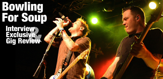 Bowling For Soup Gig