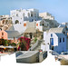 Panorama of Oia, Santorini by marcelgermain