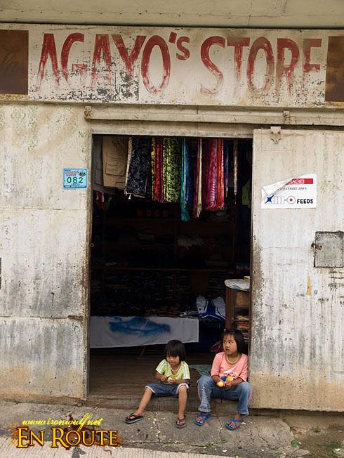Sagada Agayo Store Kids