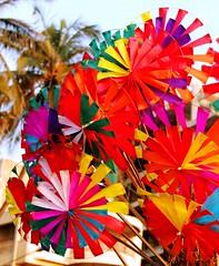 United Colors of India (Pixychik) Tags: india colors bright pinwheel mumbai multicolored bandra