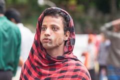 7D9_1050 (bandashing) Tags: hijra transvestite sexworker suparistainedteeth headscarf man madness healer shahjalal mazar shrine dargah shorif people street sylhet manchester england bangladesh bandashing aoa socialdocumentary akhtarowaisahmed
