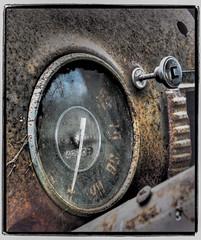 Chevy Speedometer (NoJuan) Tags: olympusep5 olympus45mmf18 microfourthirds micro43 olympusartfilter autodetails vintageautodetails explored inexplore explore