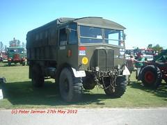 KOM 422 (Peter Jarman 43119) Tags: aec centenary rally newark showground 2012