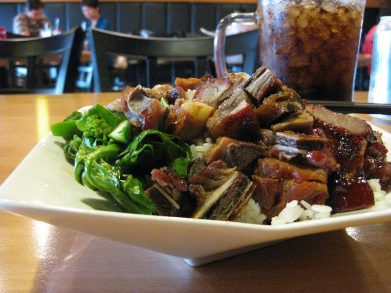 Ming's BBQ - Duluth