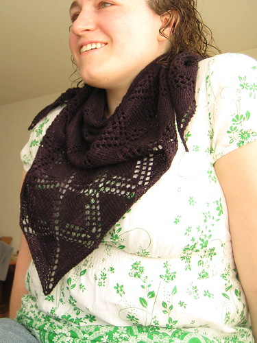 Second Shawlette