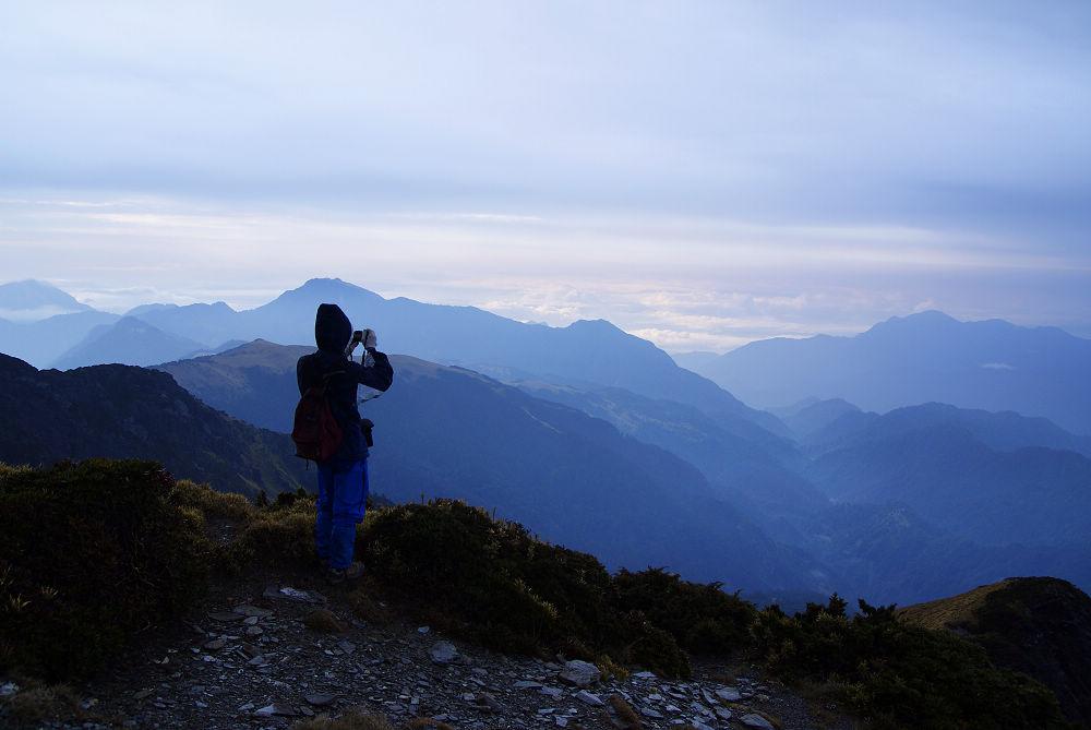 奇萊Day3-22奇萊主峰頂