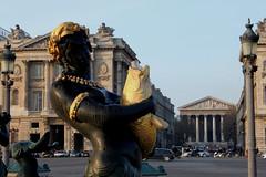 Rue Royale (pixiprol) Tags: paris france church fountain hotel concorde madeleine rue jacques francia fontaine eglise royale parigi crillon hittorff