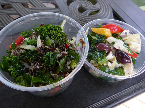 Salads by WordRidden, on Flickr