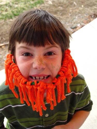 Scary leprechaun!