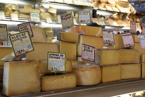 Cheese at Zingerman's