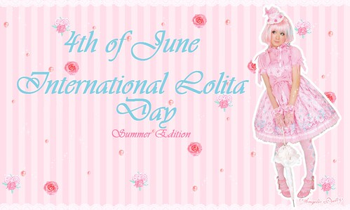 International Lolita Day 2011 Summer Edition is coming up!