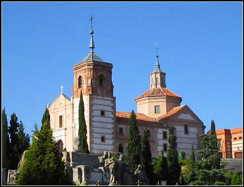 Ermita del Cerro de los Ángeles