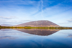 Spring reflection (mike in mayo) Tags: ireland sky lake reflection landscapes view scenic countymayo nephin lahardane