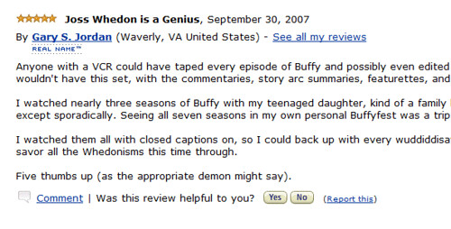 Rate amazon reviews