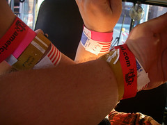 Wristbands for the Royal