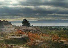 thurstaston - wirral - england (~ paddypix ~) Tags: autumn sea sky colour nature clouds photoshop countryside shoreline picasa moodyblues ukandireland iusedpicasa anawesomeshot