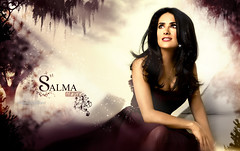 SaLma ... !!! (Bally AlGharabally) Tags: rai salma hayek bally gharabally