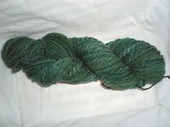 Yarn done