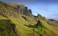 Quiraing, Isle of Skye (the44mantis) Tags: mountain skye island scotland escocia explore hebrides schottland schotland ecosse scozia naturesfinest scenicsnotjustlandscapes