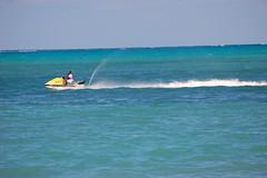 DSC_5277 (vaughnscriven) Tags: travel sea sky seagulls beach birds fun island caribbean jetski