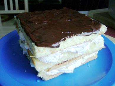 SAS November, Opera cake