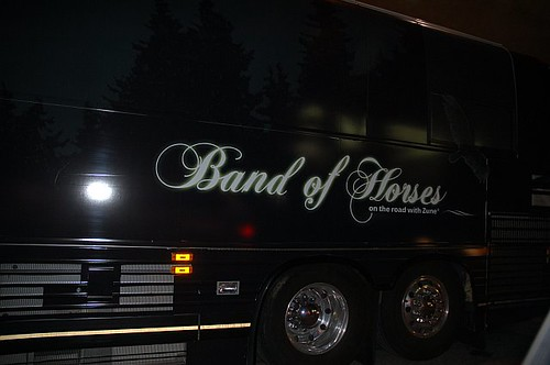 band of horses the funeral  commercial
